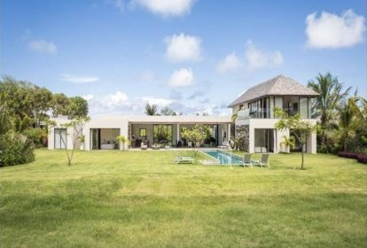 Beau Champ - vue jardin - PLEION Private Services
