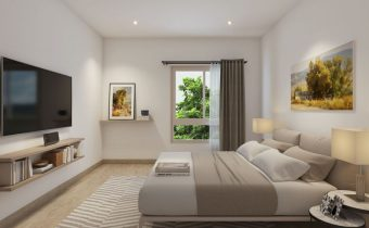 chambre - Résidences senior à vendre à Tamarin, Île Maurice