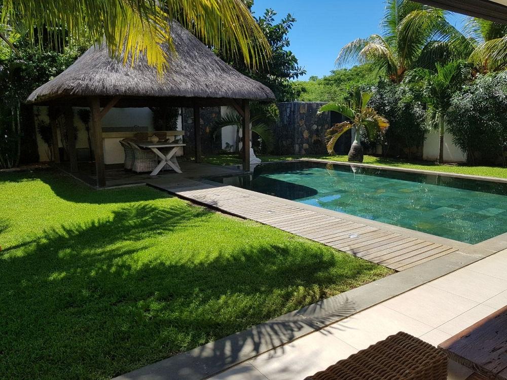 Villa à Grand Baie - piscine et jardin - PLEION Private Services