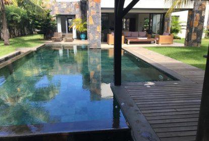Villa à Grand Baie -kiosque et piscine - PLEION Private Services