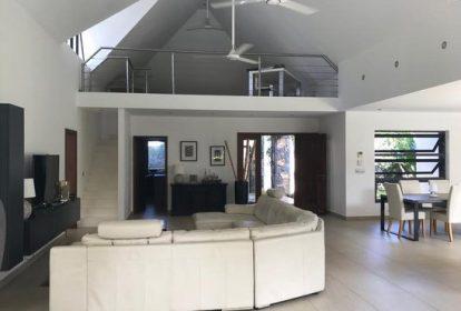 Villa à Grand Baie - séjour - PLEION Private Services