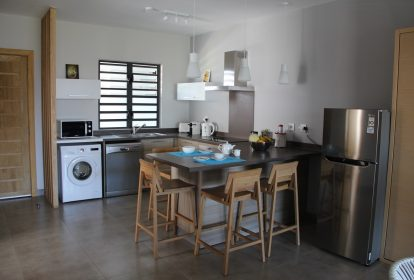 Mont Choisy - cuisine - PLEION Private Services
