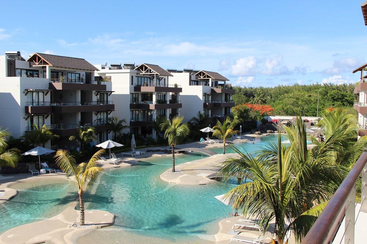 Mont Choisy - piscine - PLEION Private Services