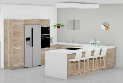 Cuisine - Appartements de luxe à l'île Maurice