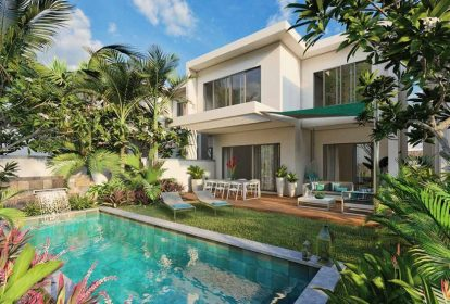 Garden villa - Appartements de luxe à vendre à l'île Maurice