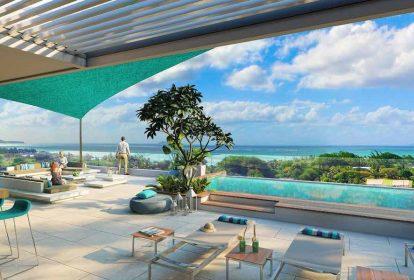 Penthouse - Appartements de luxe à vendre à l'île Maurice