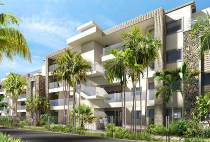 Vue de la rue - Appartements à vendre à l'île Maurice, Tamarin