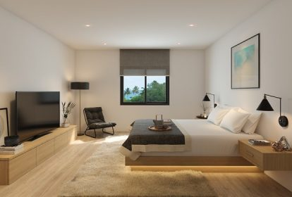 View_Bedroom_Tamarin - PLEION Private Services