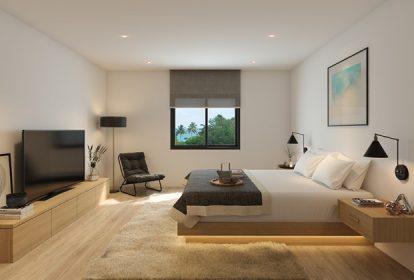 Chambres - Appartements à vendre à l'île Maurice, Tamarin
