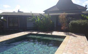 Location villa à île Maurice - piscine