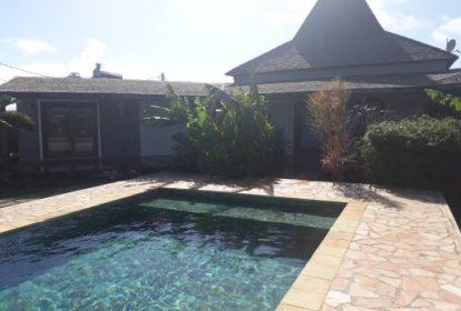Villa balinaise - Cap Mayeux - maison