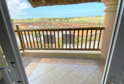 Grand baie business Park - balcony