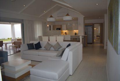 Location villa de luxe île Maurice - séjour