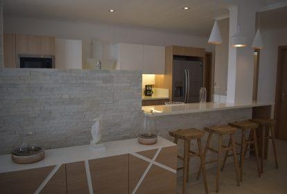 Location villa de luxe île Maurice - cuisine