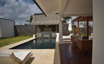 Location villa de luxe île Maurice - piscine