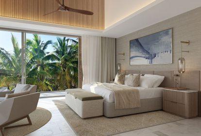 Projet exclusif de villas de luxe - l'île Maurice